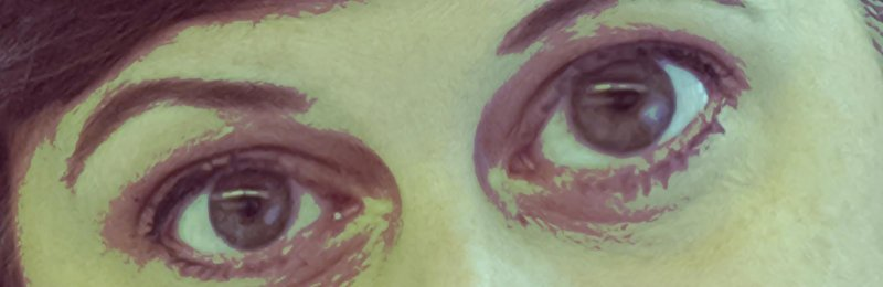 Day2 #ds106 #Dailychallenge 2: Take a photo and edit some really big eyes